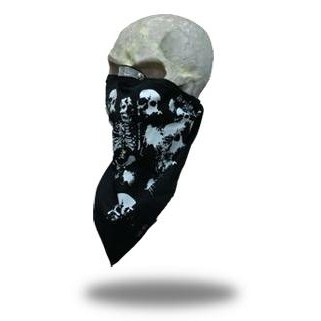 Bandana Mr. Skeleton