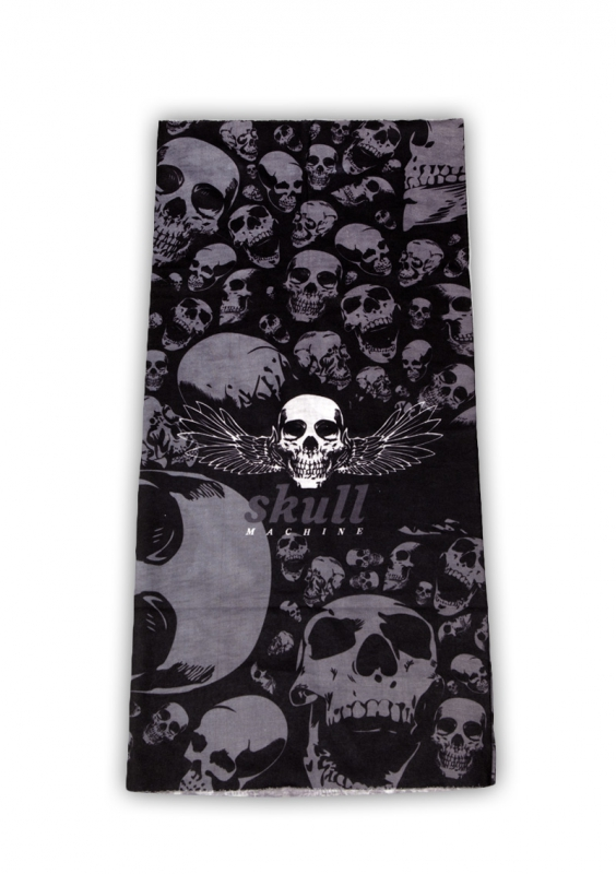 Bandana Scarf Sea of Skulls