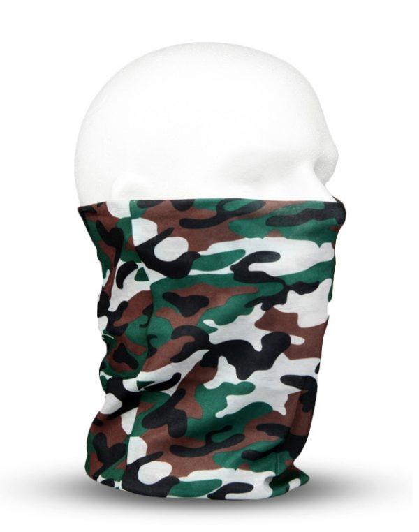 bandanasjaal_woodland_camouflage