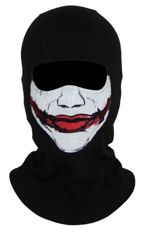 Ghost Balaclava Joker