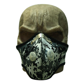 Face Mask Arctic Hunter Exclusive