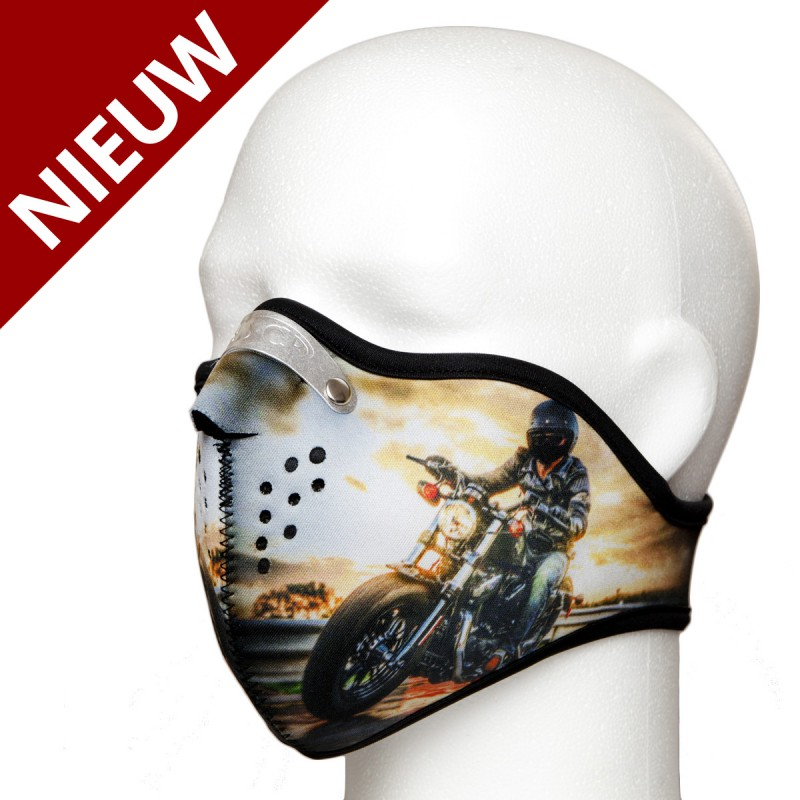 Face Mask Easy Rider