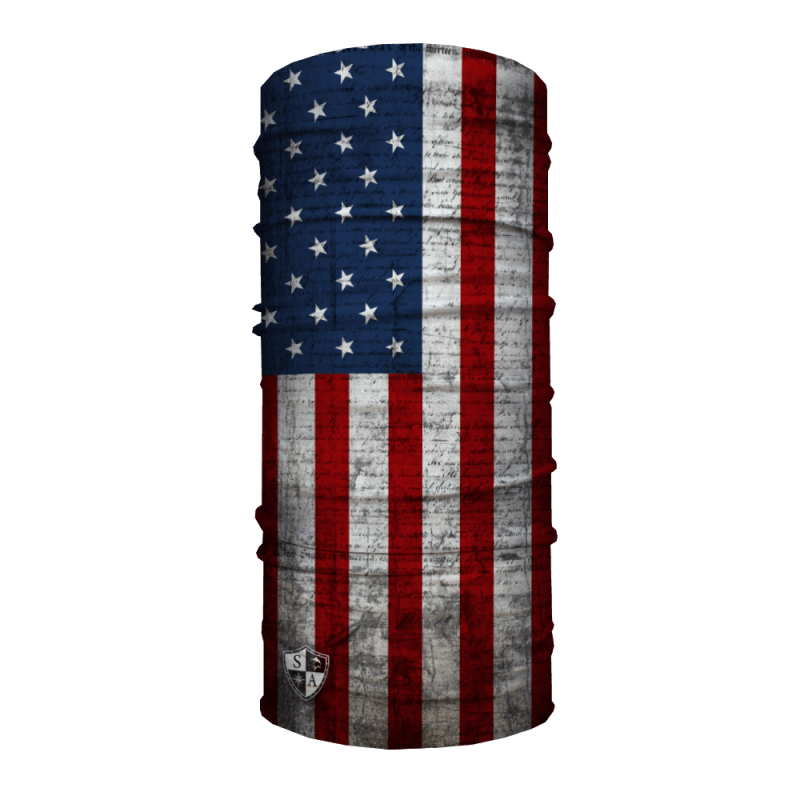 Faceshield American Flag