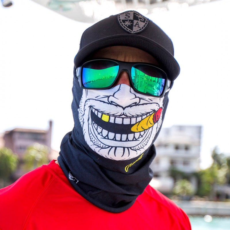 Face Shield Gangster