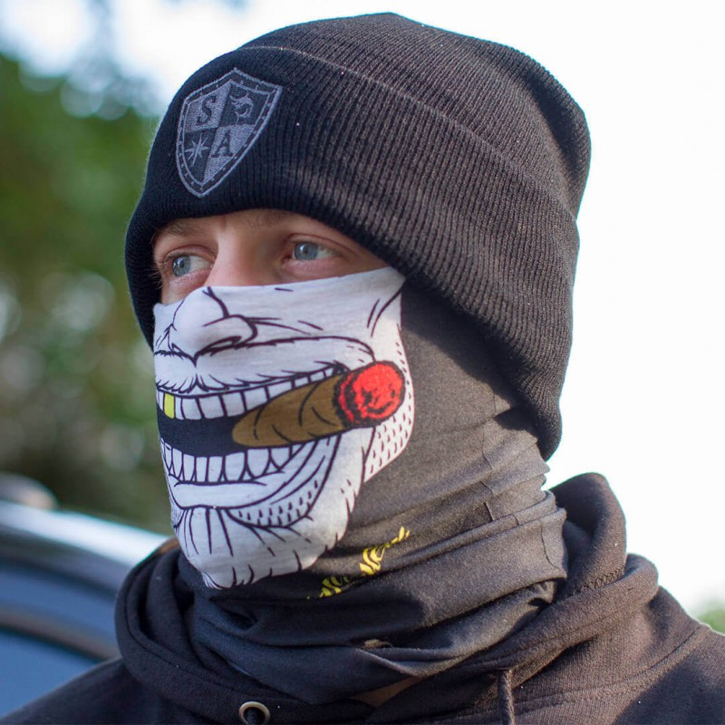 Faceshield Gangster