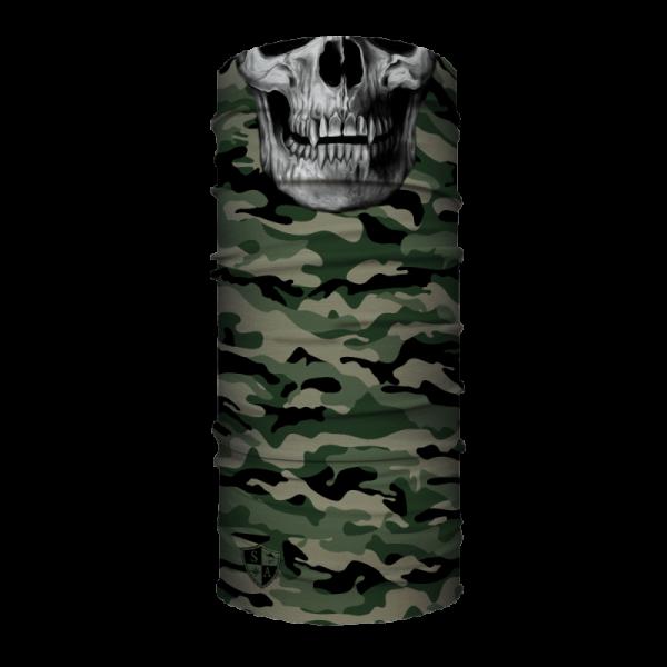 faceshield_green_military_camo_skull_-_tube