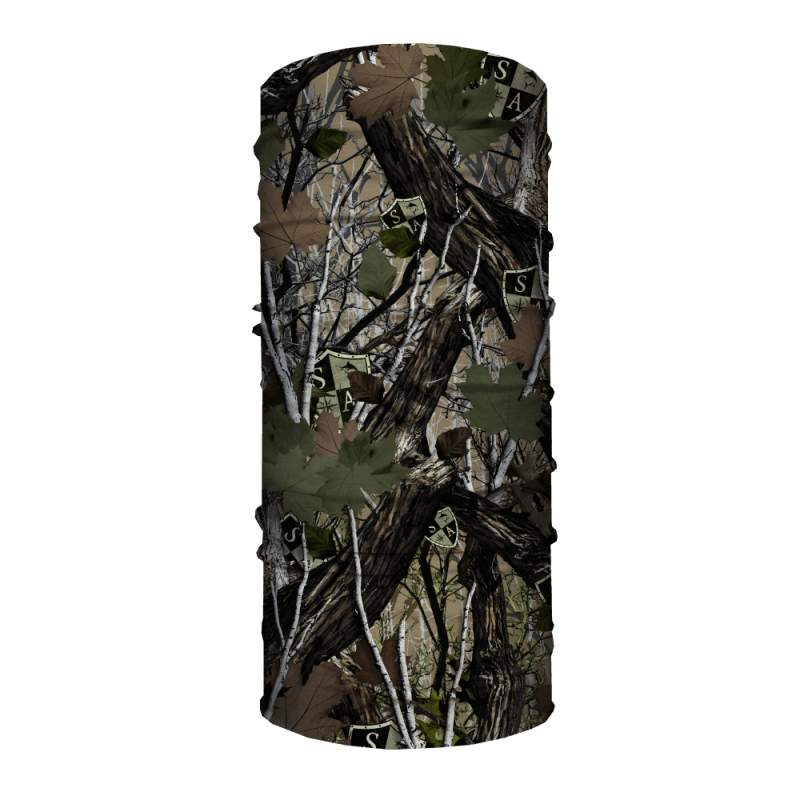 Face Shield SA Forest Camo Dregs