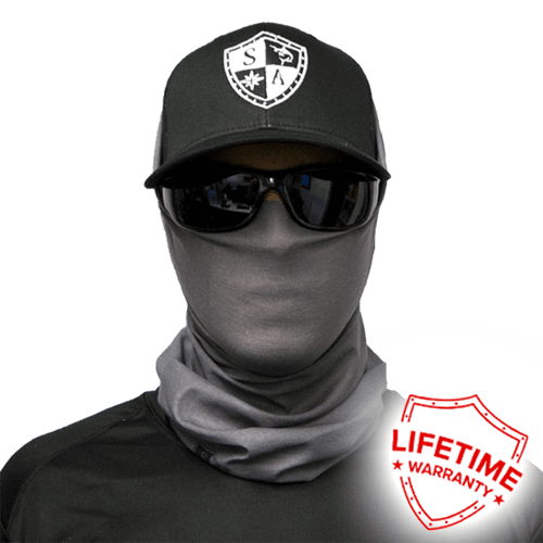 Face Shield Tactical Grey