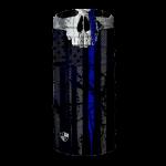 faceshield_thin_blue_line_skull_tube