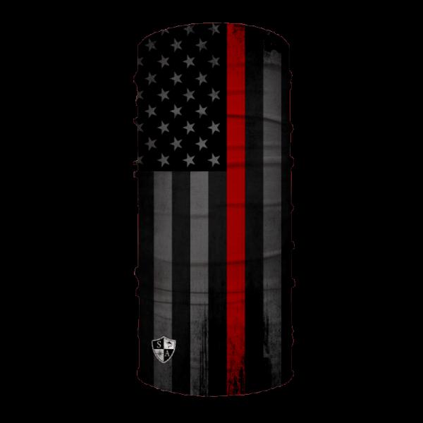 faceshield_thin_red_line_flag_-_tube