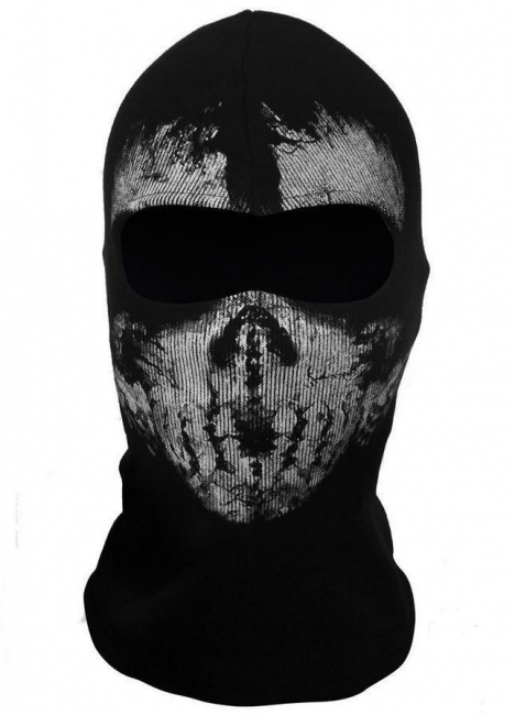 Ghost Balaclava Type B