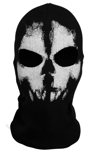 Ghost Balaclava Type D