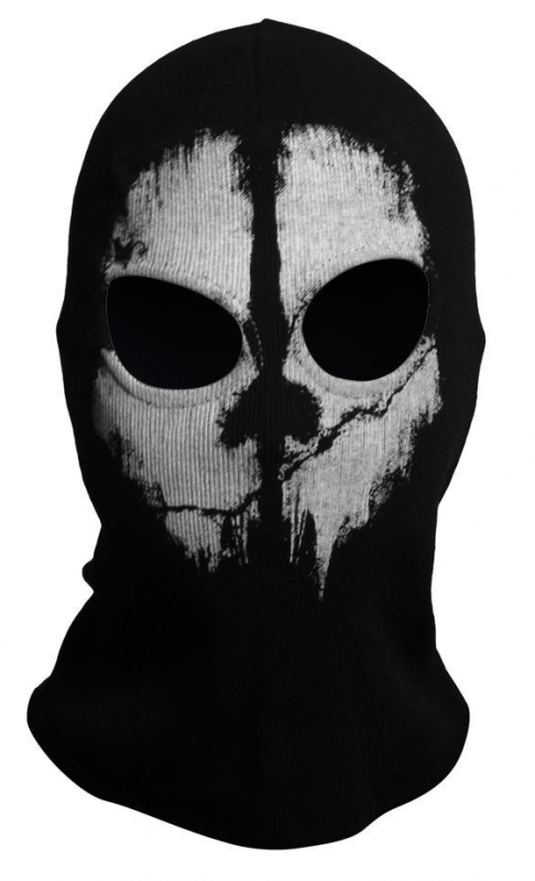 Ghost Balaclava Type E